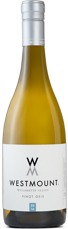 2016 Pinot Gris Willamette Valley Image